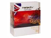 Чай черный HELADIV ENGLISH BREAKFAST, 100 пакетиков