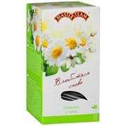 Напиток чайный Мастер Тим Ромашка, 25 пакетиков