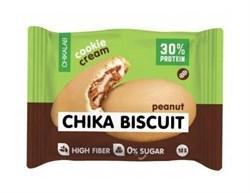 Бисквитное печенье Chikalab Бисквит арахисовый, 50г - фото 10087