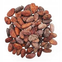 Какао-бобы цельные (Перу) обжаренные, 50г - фото 8917