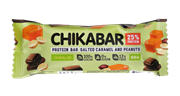 Протеиновый батончик Chikalab Арахис с карамелью, 60г