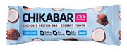 Протеиновый батончик Chikalab Кокос с шоколадной начинкой, 60г