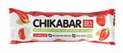 Протеиновый батончик Chikalab Клубника со сливками, 60г