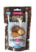 Драже в молочном шоколаде  Миндаль в шоколаде с протеином 120г