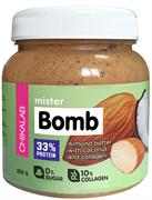CHIKALAB Паста миндальная с кокосом Mister BOMB 250 гр
