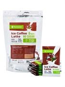 Протеиновый айс кофе без сахара, 240 г (8 порций по 30г)