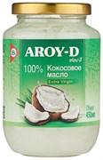 Aroy-D масло 100% кокосовое (extra virgin) 450 мл