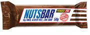 Батончик NutsBar с жареным арахисом и карамелью без сахара Power Pro, 50г