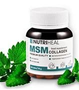 MSM коллаген, 60 таблеток