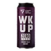 Тонизирующий безалкогольный напиток WK UP Cherry Cola, 500 мл