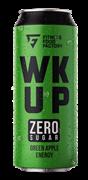 Тонизирующий безалкогольный напиток WK UP Green Aple, 500 мл