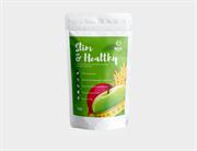 Напиток на основе комплекса пищевых волокон с инулином Slim&Healthy
