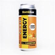 Энергетический напиток Bombbar Апельсин, 500мл
