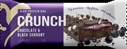 Батончик BootyBar Crunch Шоколад / Черная смородина