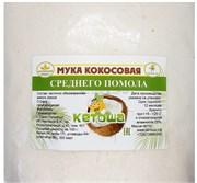 Кокосовая мука Кетоша 5 кг