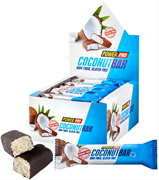 Батончик кокосовый без сахара в шоколаде Power Pro, 20 штук