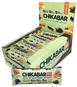 Протеиновый батончик Chikalab Арахис с карамелью, 20 штук
