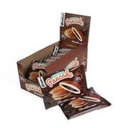 Панкейк Bombbar с начинкой Шоколадный крем, 10 штук