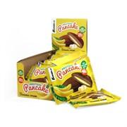 Панкейк Bombbar с начинкой Банановый крем, 10 штук