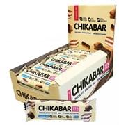 Протеиновый батончик Chikalab Тирамису с молочной начинкой, 20 штук