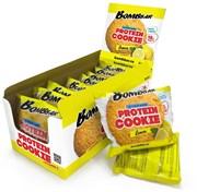 Протеиновое печенье Bombbar ЛИМОН, 10 штук