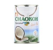 Кокосовое молоко CHAOKON Less Fat, низкокалорийное, 400 мл
