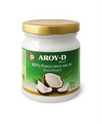 Aroy-D масло 100% кокосовое (extra virgin) 180 мл