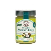 Смесь нерафинированных органических масел кокоса и авокадо La Tourangelle, 314мл