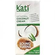 Кокосовые сливки KATI 1л