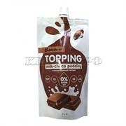 Топпинг Bombbar Шоколадный пудинг, 240г
