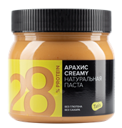 Арахисовая паста кремовая Tatis Creamy, 500 г