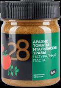 Арахисовая паста с томатами и итальянскими травами Tatis, 200 г