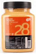 Арахисовая паста без сахара и без глютена Tatis Crunch, 1150 грамм