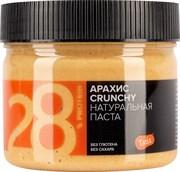 Арахисовая паста хрустящая Tatis Crunchy, 300 г