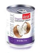 Органические кокосовые сливки Rish, 400мл