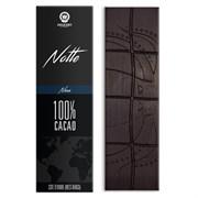 Шоколад NOTTE NERO 100% какао, 65г